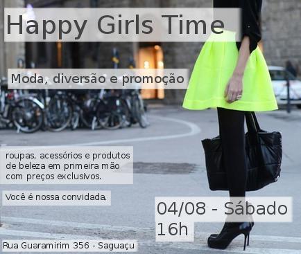 Evento de moda em Joinville