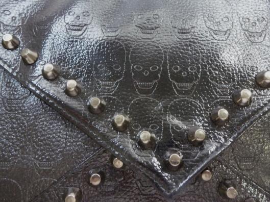 Caveira, skull, spike