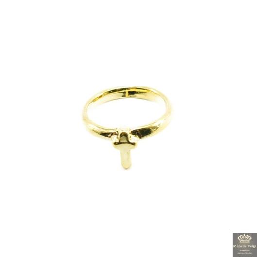 anel de falange com cruz, comprar, venda online,