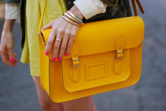 bolsa amarela, acessório amarelo, inspiração amarelo, yellow purse, verão2013