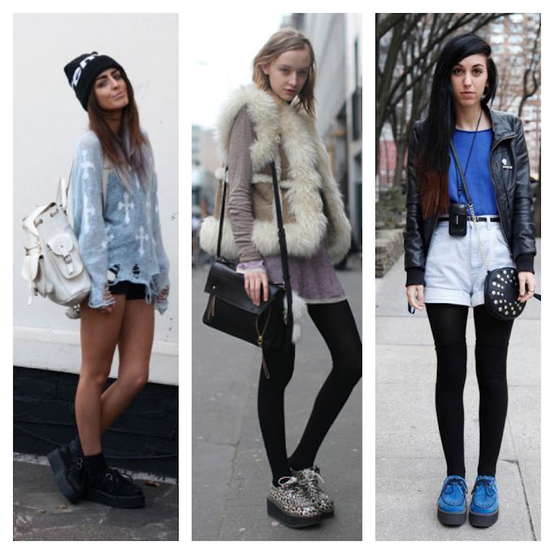 creepers, moda, tendencia, fashion