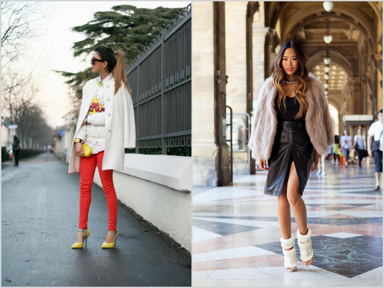 looks com casaco no ombro, como usar, dicas de como usar, tendencia, fashion